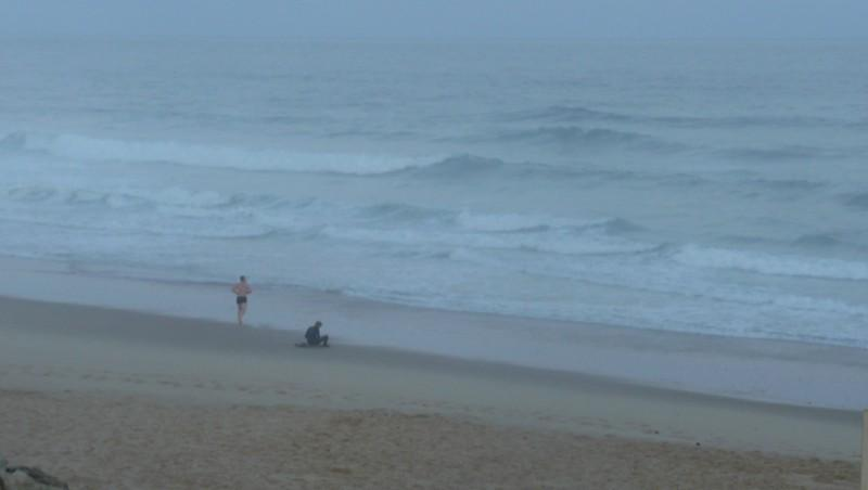 Surf report Lacanau Océan - La Nord - France (33) 2010-07-10 06:15:00