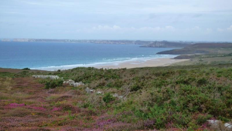 Surf report La Palue - France (29) 2010-07-10 21:31:00