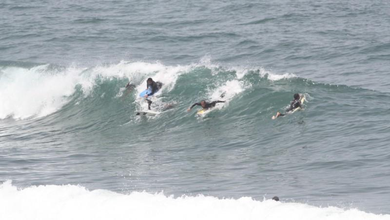Surf report Imsouane - Cathédrale - Maroc (MA) 2010-07-11 10:00:00