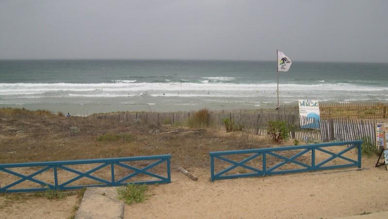 Surf report Lacanau Océan - La Sud - France (33) 2010-07-13 09:30:00