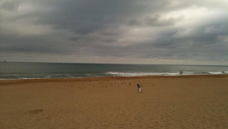 Surf report Anglet Corsaires - France (64) 2010-07-14 08:00:00