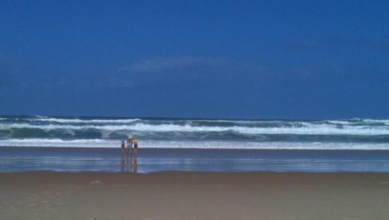 Surf report Mimizan - Plage Garluche - France (40) 2010-07-15 10:58:00