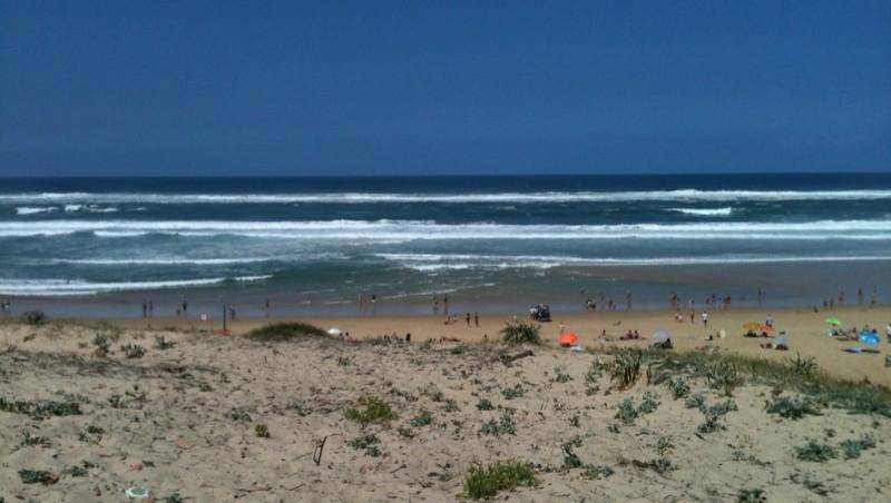 Surf report Vieux Boucau - France (40) 2010-07-15 13:47:00