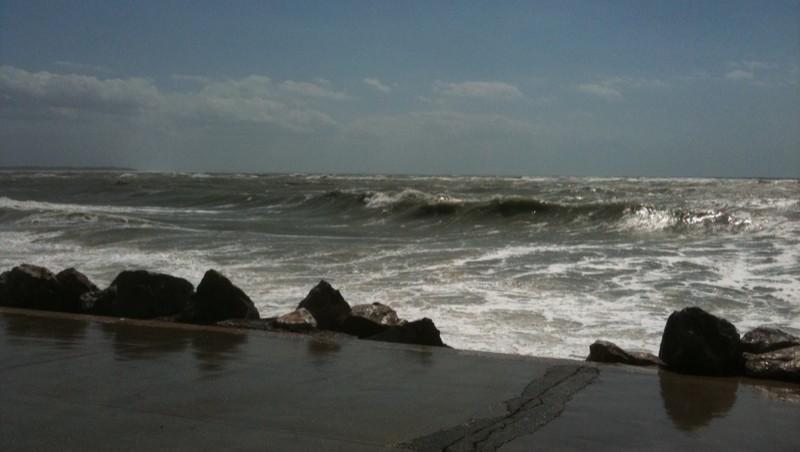 Surf report Berck - Le Terminus - France (62) 2010-07-15 15:35:00