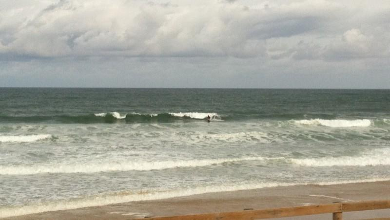 Surf report Lacanau Océan - La Nord - France (33) 2010-07-17 08:55:00