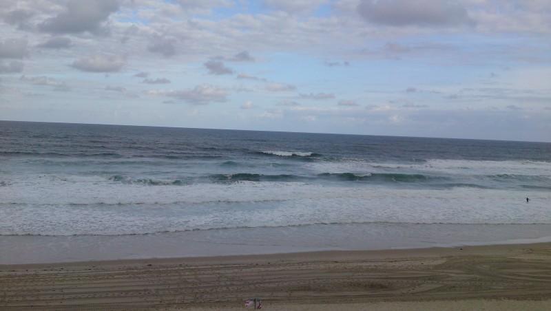 Surf report Biscarrosse Plage - France (40) 2010-07-17 10:00:00
