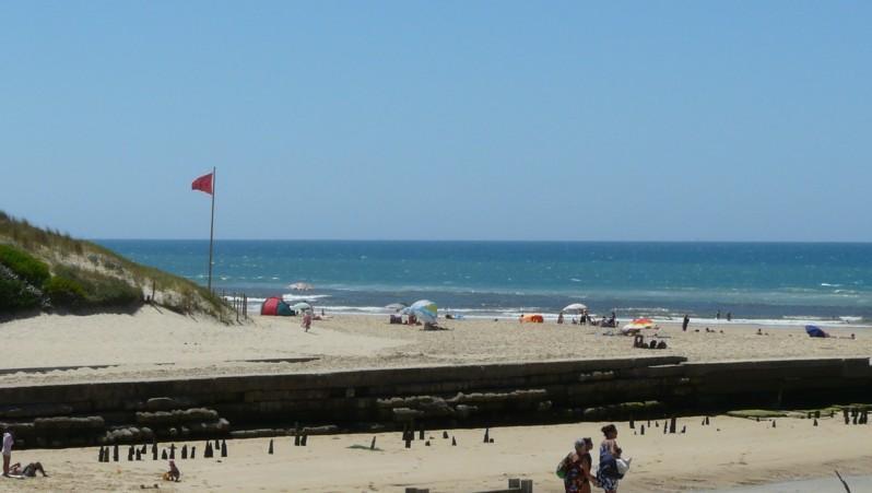 Surf report Mimizan - Plage Garluche - France (40) 2010-07-18 15:00:00
