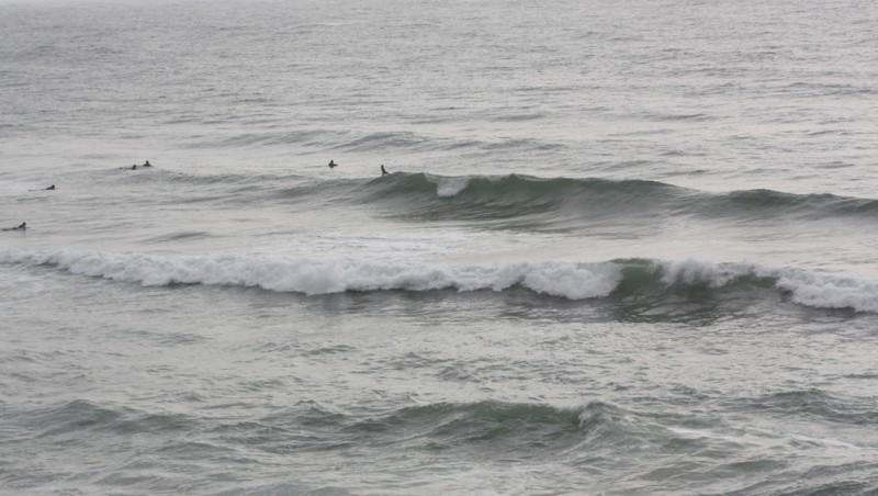Surf report Imsouane - Cathédrale - Maroc (MA) 2010-07-18 18:00:00