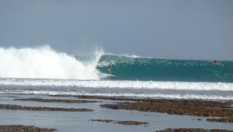Surf report Uluwatu - Indonésie (ID) 2010-07-20 08:00:00