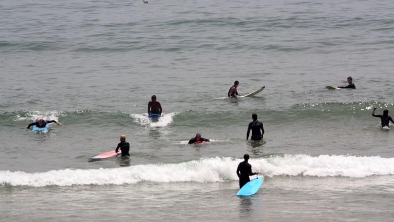Surf report Baie d'Imessouane - Maroc (MA) 2010-07-20 14:30:00