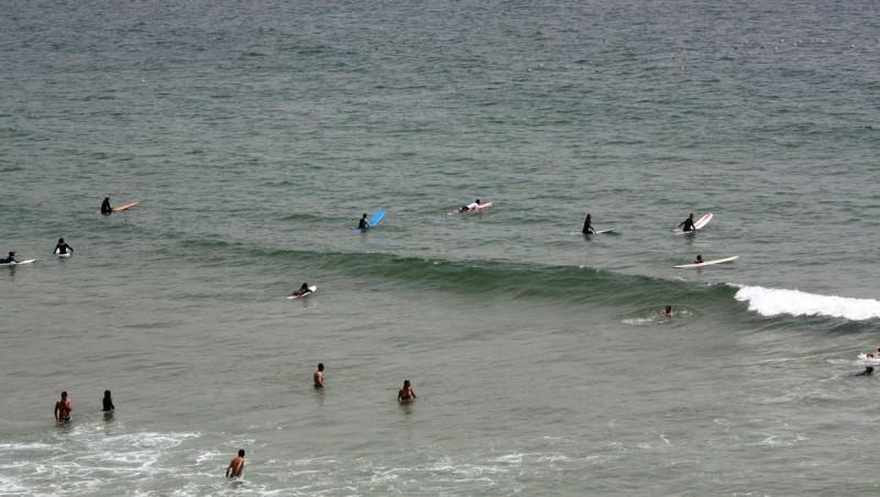 Surf report Baie d'Imessouane - Maroc (MA) 2010-07-21 14:30:00