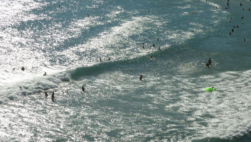 Surf report Plage du Verdon - France (13) 2010-07-23 18:10:00