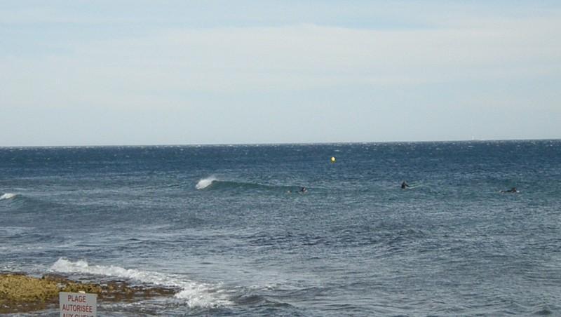 Surf report Sausset-les-Pins - L'Hermitage - France (13) 2010-07-24 18:20:00