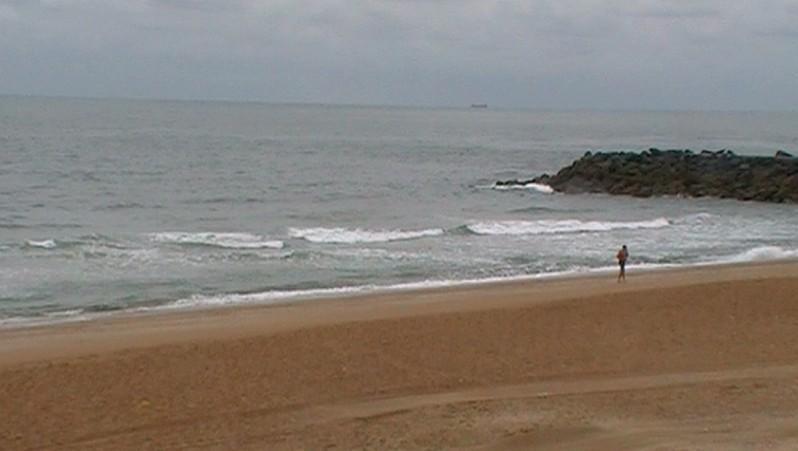 Surf report Anglet Sables d'Or - France (64) 2010-07-25 09:00:00