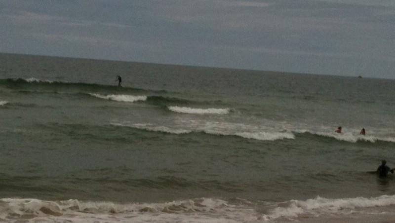 Surf report Seignosse - Le Penon - France (40) 2010-07-25 13:00:00