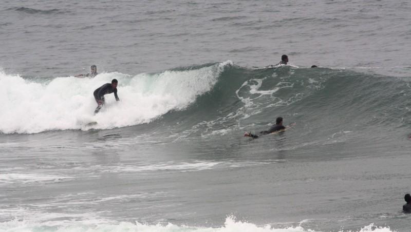 Surf report Imsouane - Cathédrale - Maroc (MA) 2010-07-25 12:35:00