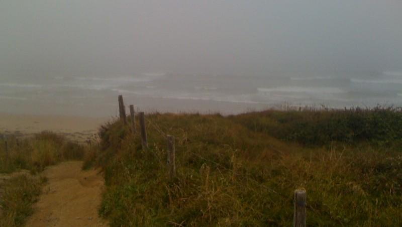 Surf report La Palue - France (29) 2010-07-26 07:40:00