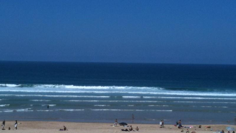 Surf report Seignosse - Les Estagnots - France (40) 2010-07-27 13:00:00
