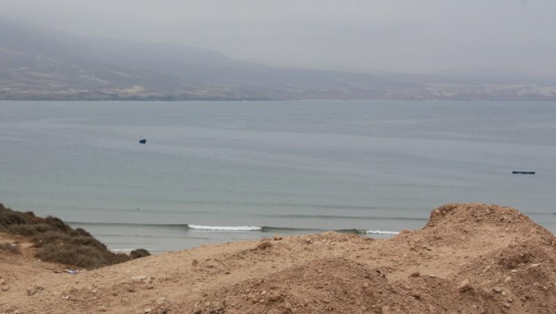 Surf report Baie d'Imessouane - Maroc (MA) 2010-07-27 08:00:00