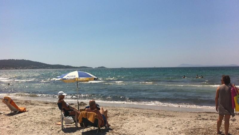 Surf report La Madrague - France (83) 2010-07-28 15:00:00