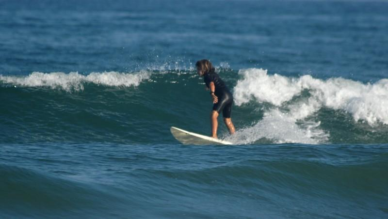 Surf report Seignosse - Le Penon - France (40) 2010-07-28 09:00:00
