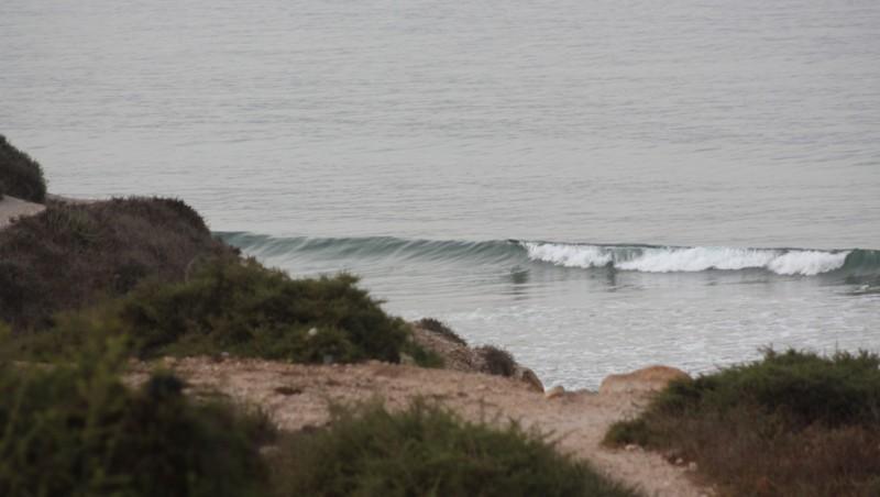 Surf report Baie d'Imessouane - Maroc (MA) 2010-07-29 07:35:00