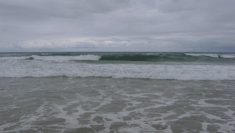 Surf report Vieux Boucau - France (40) 2010-07-29 15:30:00