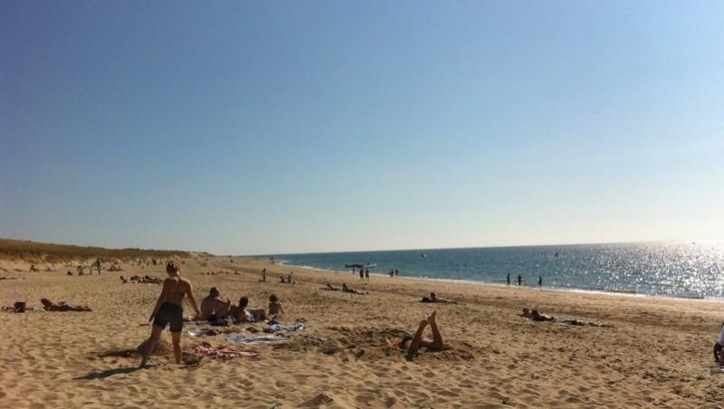 Surf report l'Epine - France (85) 2010-08-02 17:36:00