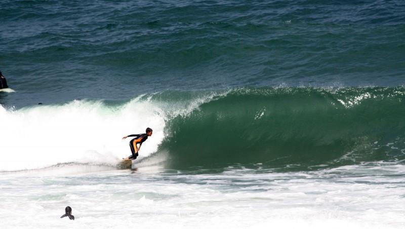 Surf report Imsouane - Cathédrale - Maroc (MA) 2010-08-03 11:00:00