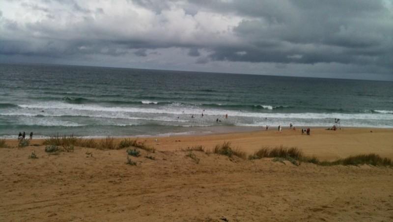 Surf report Mimizan - Plage Sud - France (40) 2010-08-04 10:00:00