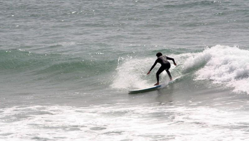Surf report Imsouane - Cathédrale - Maroc (MA) 2010-08-04 16:00:00