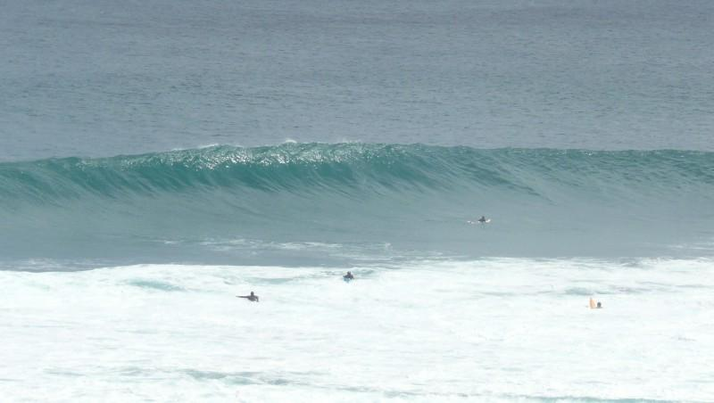 Surf report Uluwatu - Indonésie (ID) 2010-08-06 07:00:00
