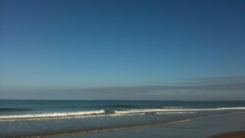 Surf report La Tranche sur Mer - La jetée - France (85) 2010-08-07 10:04:00