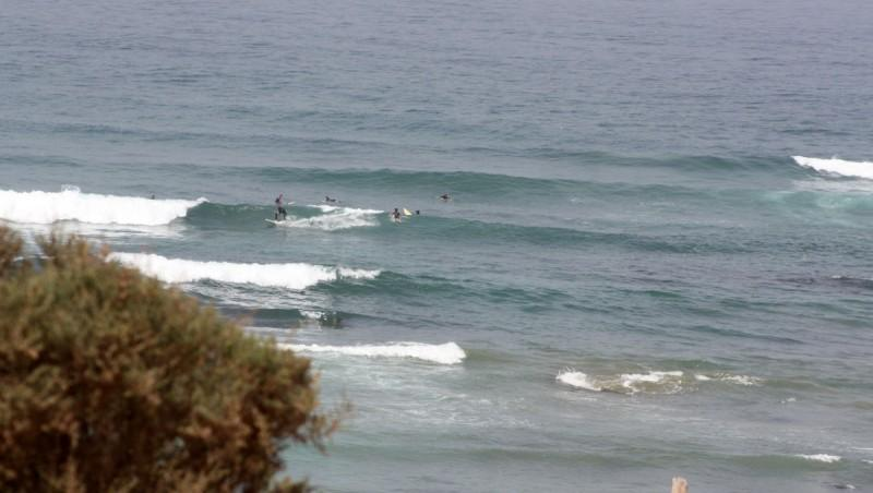 Surf report Imsouane - Cathédrale - Maroc (MA) 2010-08-15 12:05:00