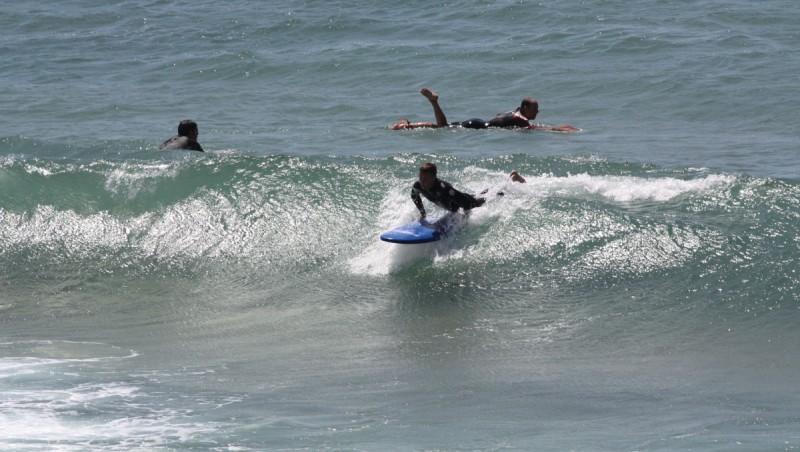 Surf report Imsouane - Cathédrale - Maroc (MA) 2010-08-17 14:50:00