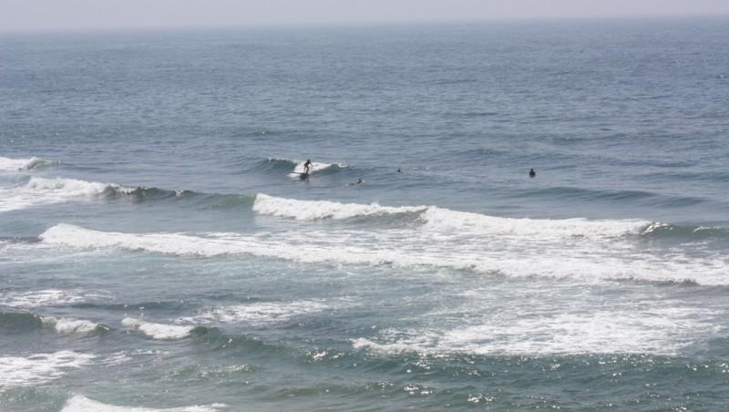Surf report Baie d'Imessouane - Maroc (MA) 2010-08-19 14:00:00