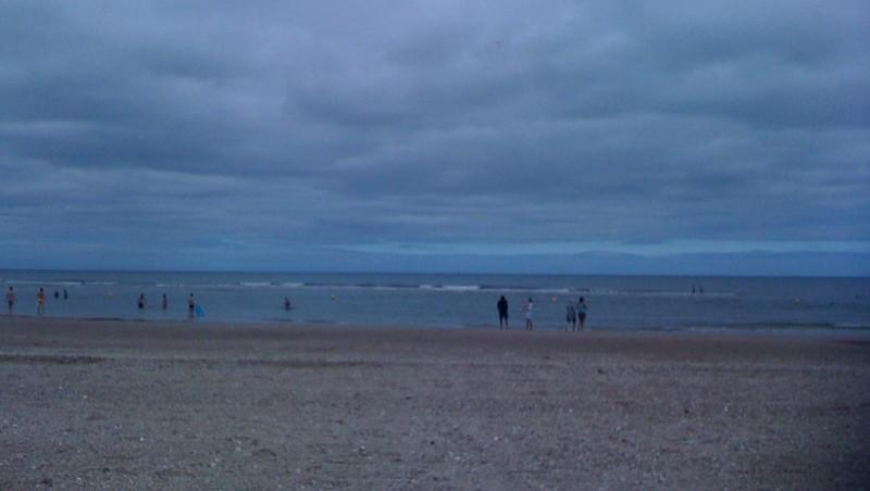 Surf report Le Havre - Les Régates - France (76) 2010-08-21 13:05:00