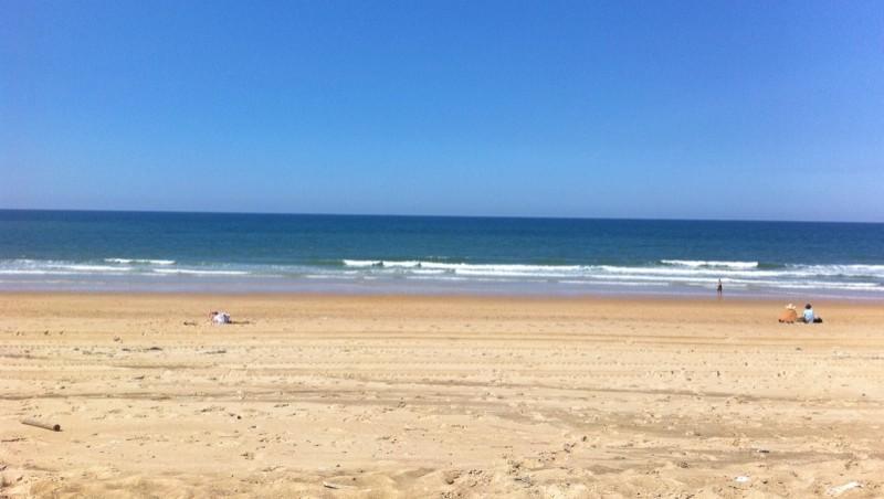 Surf report Capbreton - Les Digues - France (40) 2010-08-29 14:05:00