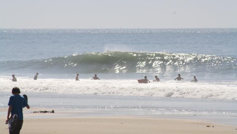 Surf report Soulac - L'Amélie - France (33) 2010-09-02 16:00:00