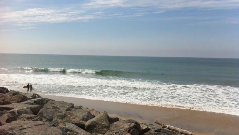 Surf report Soulac - L'Amélie - France (33) 2010-09-04 15:22:00