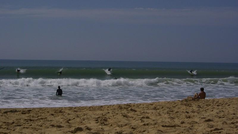 Surf report La Térrière - France (85) 2010-09-04 15:40:00