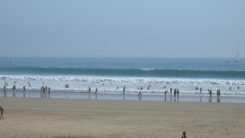 Surf report Les Sables-d'Olonne - Grande Plage - France (85) 2010-09-03 05:00:00