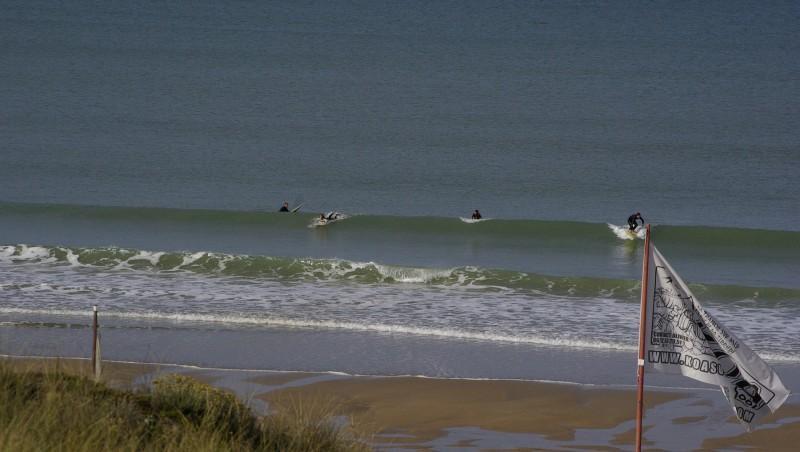 Surf report La Térrière - France (85) 2010-09-05 10:30:00