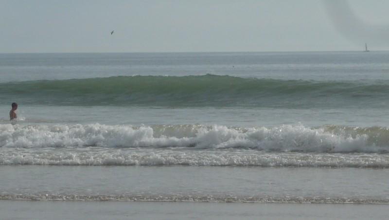 Surf report Gros Jonc - France (17) 2010-09-05 15:00:00
