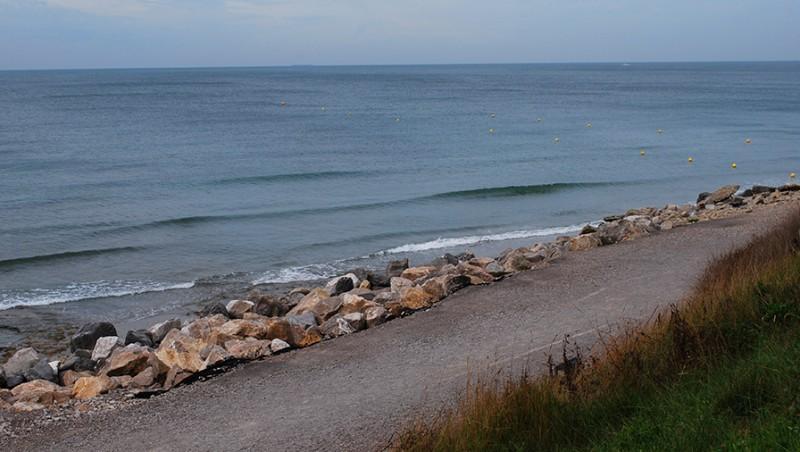 Surf report Wimereux - France (62) 2010-09-06 12:30:00