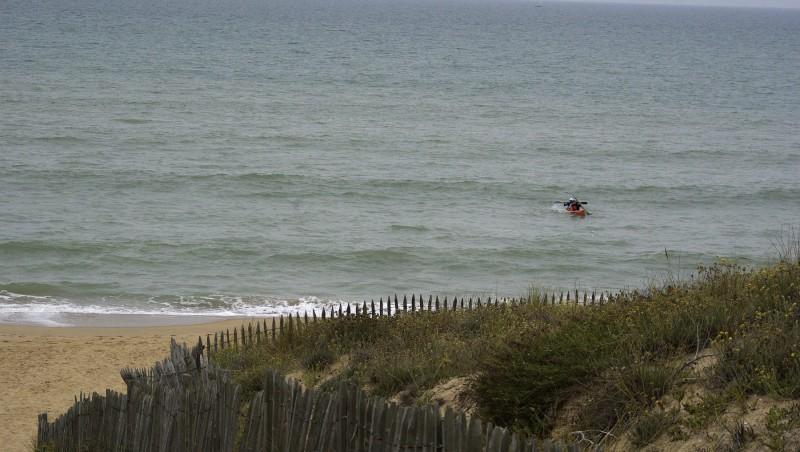 Surf report La Térrière - France (85) 2010-09-06 14:00:00