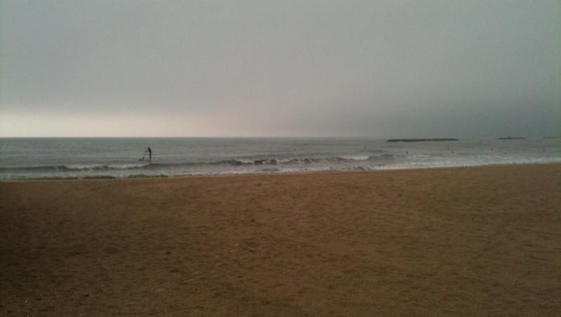 Surf report Palavas-les-Flots - Rive Droite - France (34) 2010-09-07 09:00:00
