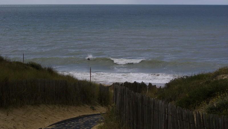 Surf report La Térrière - France (85) 2010-09-07 15:00:00