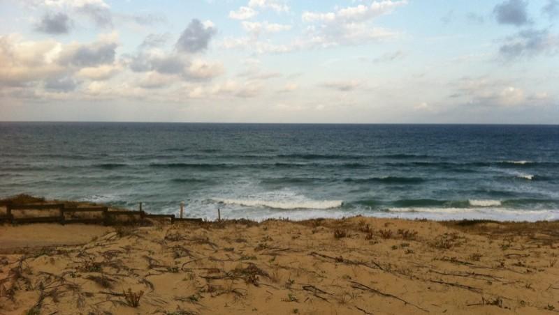 Surf report Messanges - France (40) 2010-09-12 08:42:00