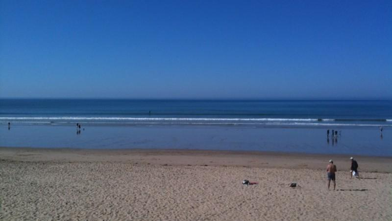Surf report Plage des Dunes - France (85) 2010-09-21 12:00:00